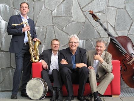 Sjoerd Dijkhuizen, Hans Braber en Frans van Geest (foto Anne Chris)