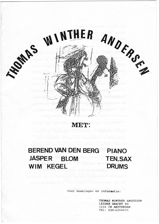 1993 Tournee in Noorwegen