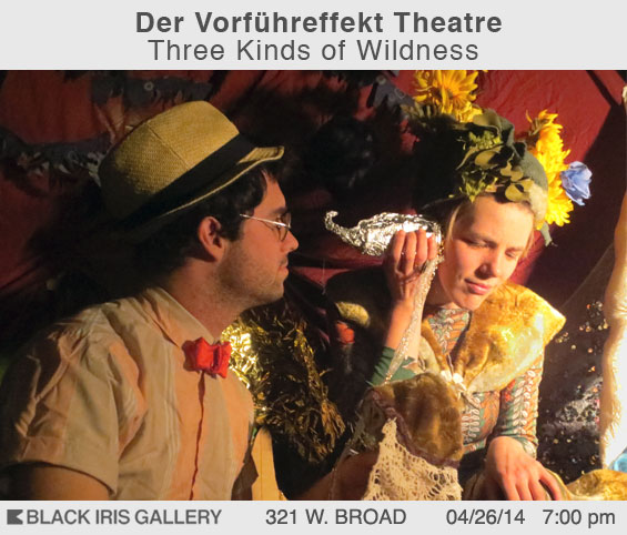 04/04/14 - Der Vorfuhreffect back at Black Iris!