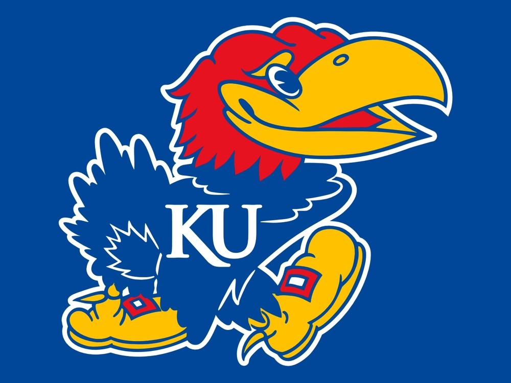 I previously worked at the University of Kansas. Rock Chalk!!
