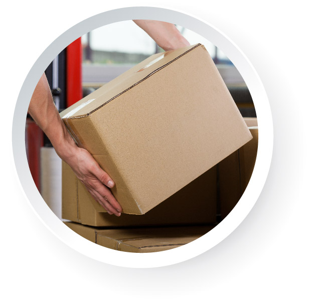 Warehousing fulfillment distribution