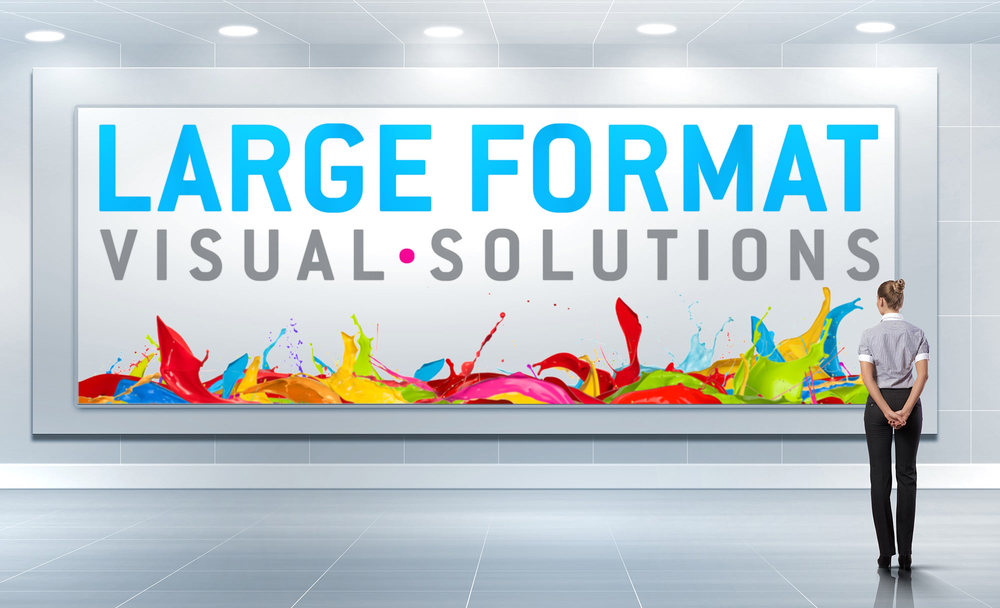 Large Format Printing Services - Trade Show Graphics | RBO ...