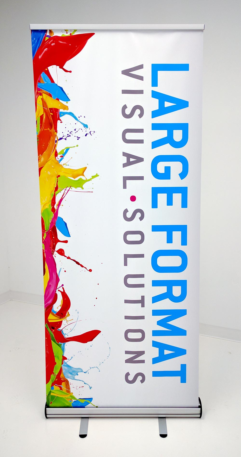 RBO PrintLogistix Large Format Banner