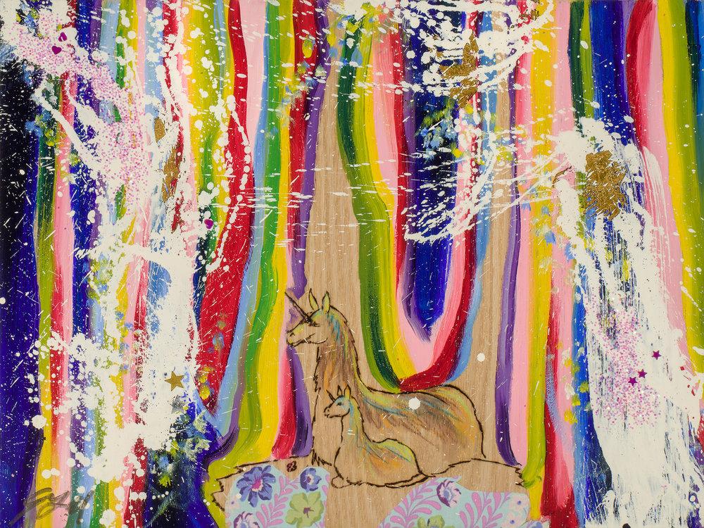 Llama Rainbow