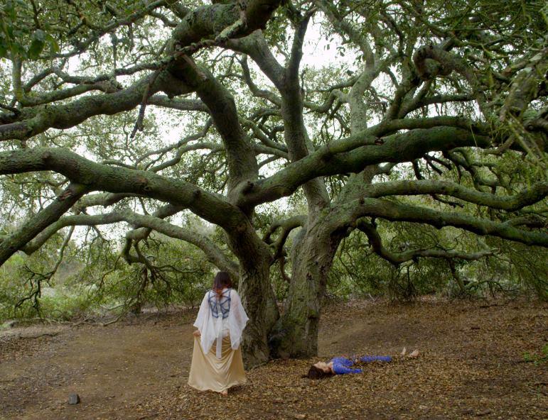 ENTELECHY, a short film by ARIANA DELAWARI