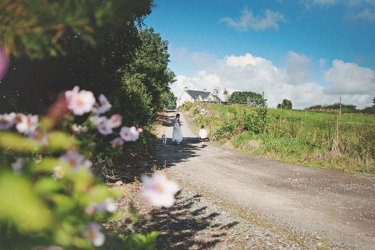 Farm wedding Northern Ireland