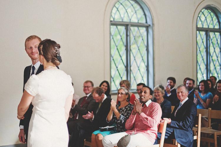 kiss the bride, sweden