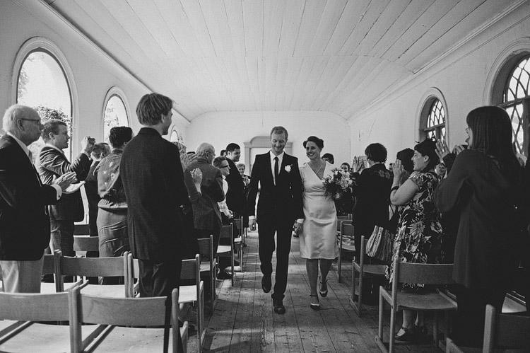 just married sweden