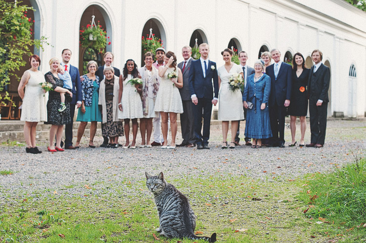family wedding portrait northern ireland