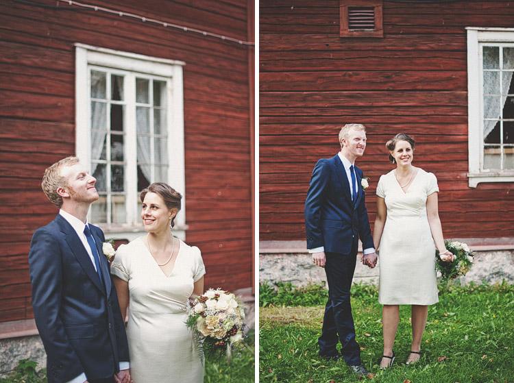 this modern love medevi brunn wedding