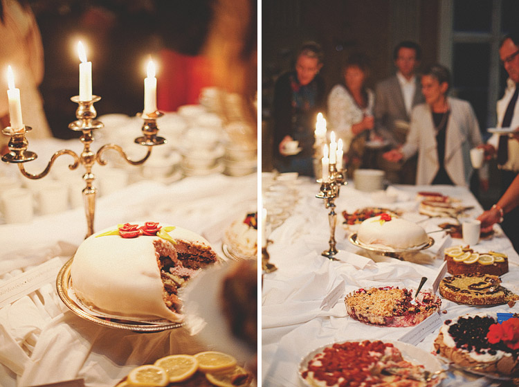 swedish wedding cake