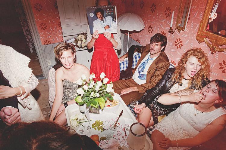 lionel richie record, swedish wedding