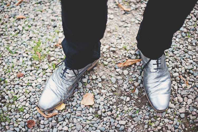 rock and roll wedding shoes
