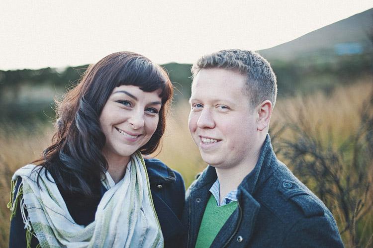 Amelia and Thomas engagement