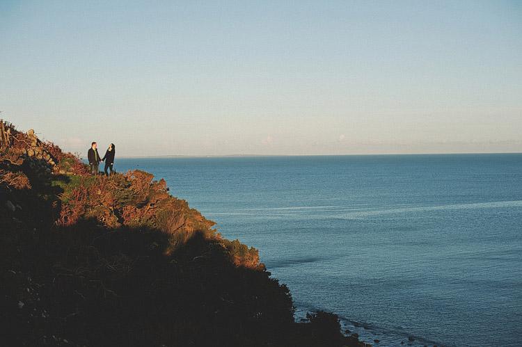Northern Ireland engagement pre wedding photographs