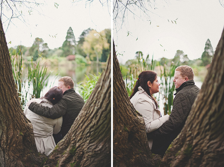 Mount Stewart Northern Ireland engagement shoot