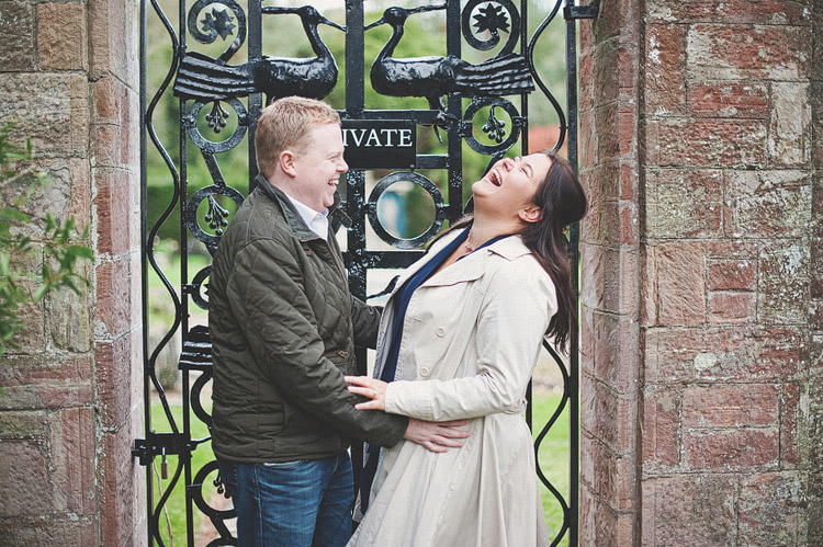 Nina and Lee Northern Ireland engagement photographs
