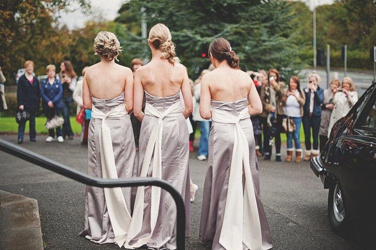 Bridesmaids Northern Ireland wedding