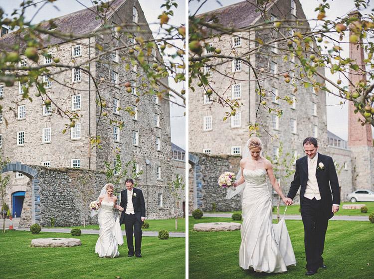 Northern Ireland wedding blog Ballydugan Mill
