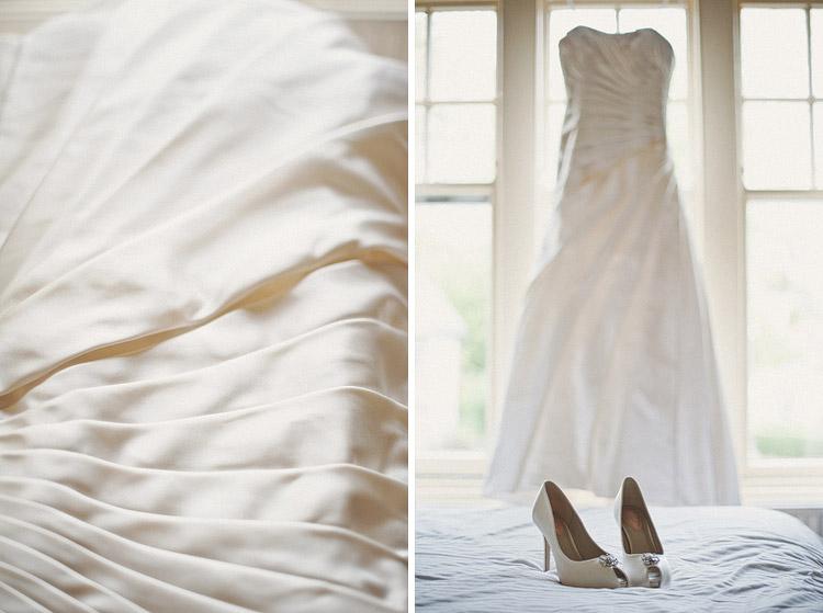 Wedding dress photographs Northern Ireland