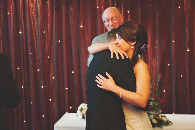 Lauren and lewis Valentines Day wedding Belfast