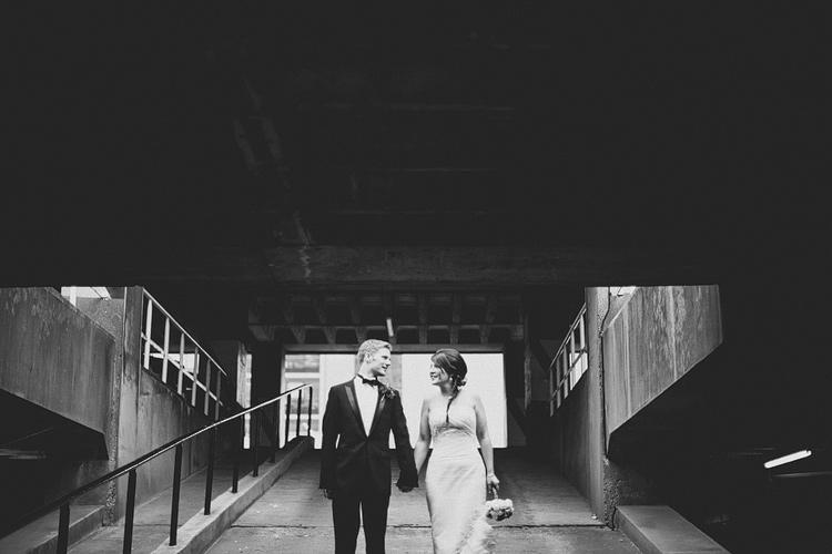 Urban wedding photography Northern ireland