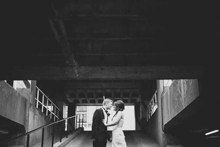 Urban wedding photographs Northern ireland