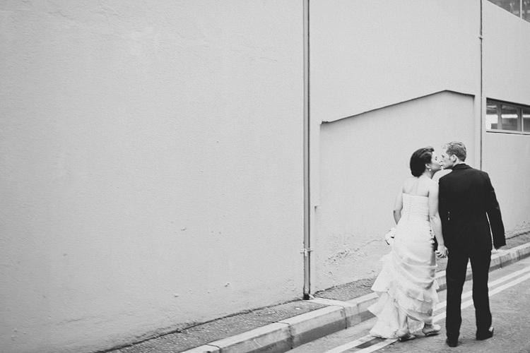 Belfast city centre wedding photographs