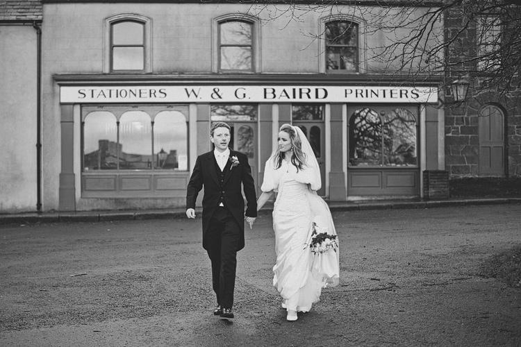 Non cheesy wedding photography Northern Ireland