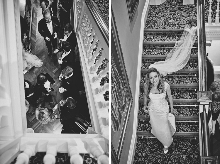 Cultra Manor wedding photography