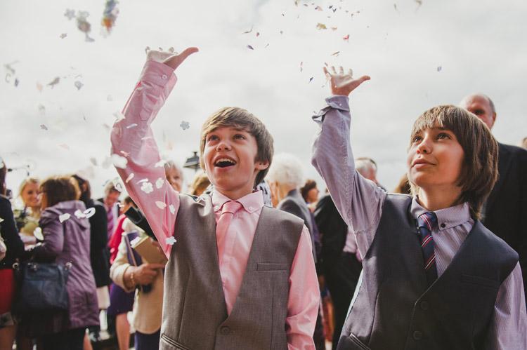 Alternative wedding photographer UK
