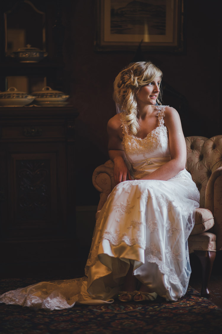 Creative documentary wedding photography UK
