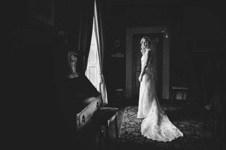 Creative documentary wedding photographer UK