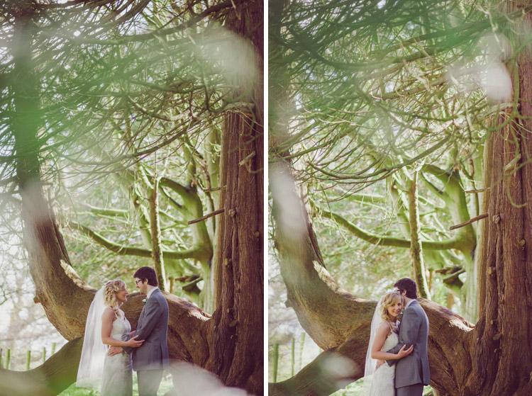 Creative documentary wedding photographers UK