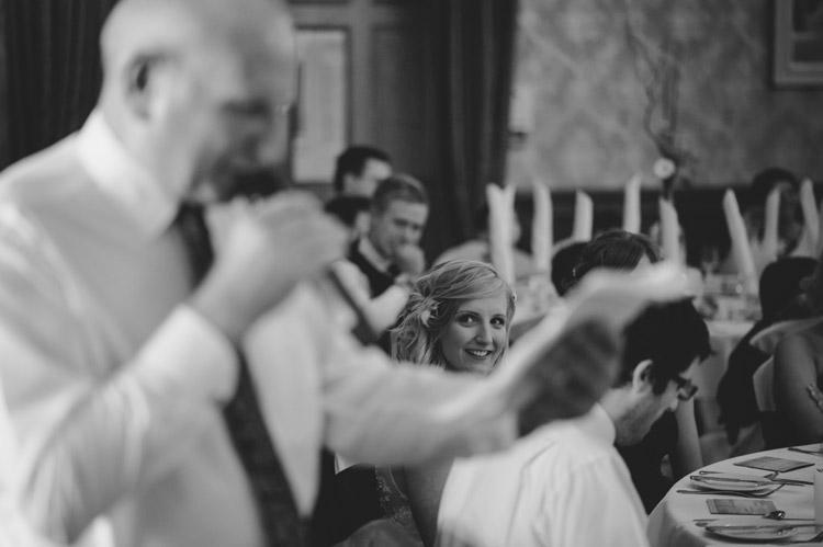 Corrick House wedding photographs