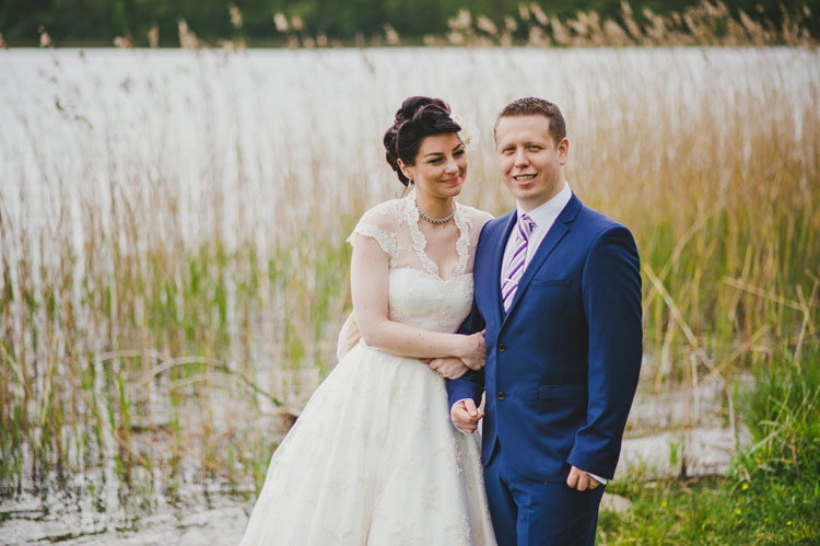 Crom Castle wedding photos