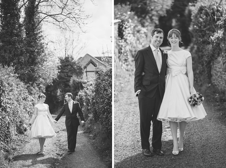 Vintage wedding photographers Northern Ireland