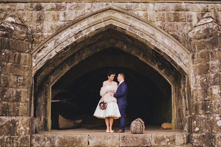 Crom Castle wedding photographs