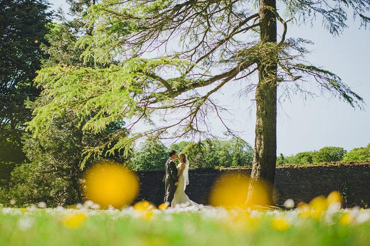 Clandeboye estate wedding photographs