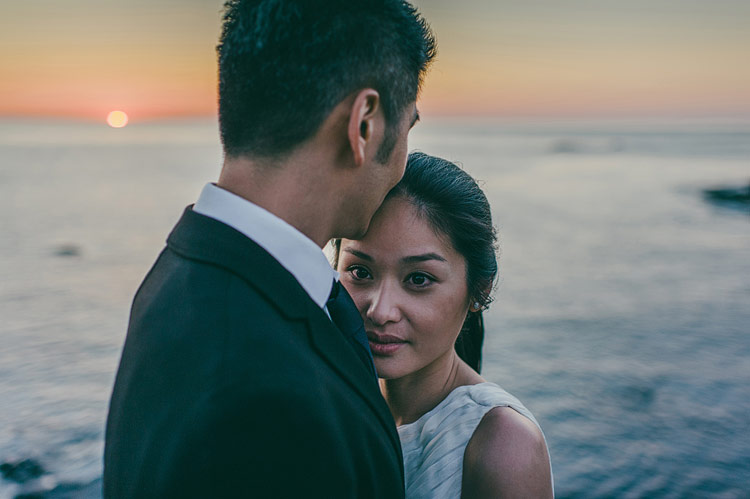 Photos of Chinese pre wedding shoot in Ireland