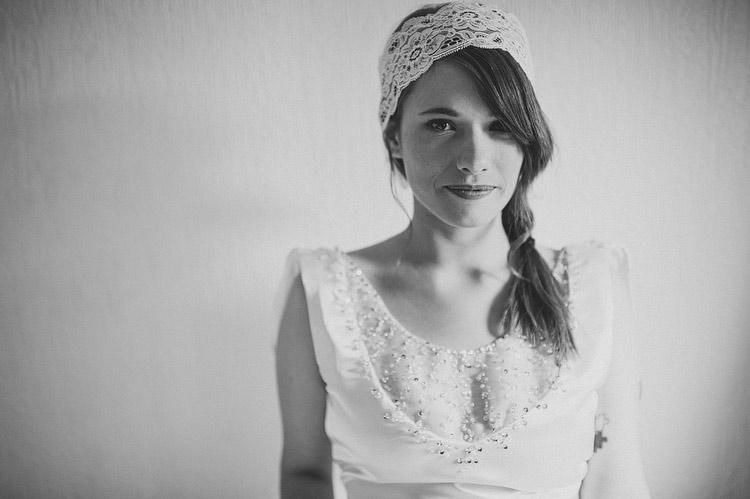 destination elopement bride