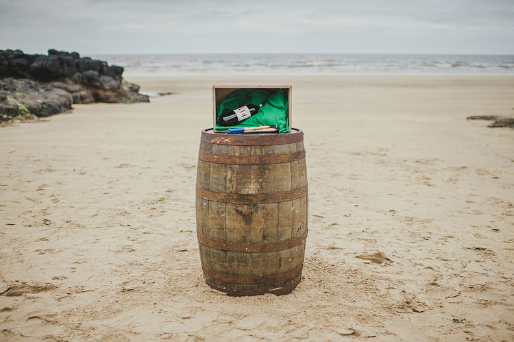 bushmills whiskey barrel