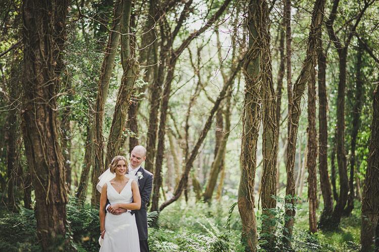 Cultra Manor wedding