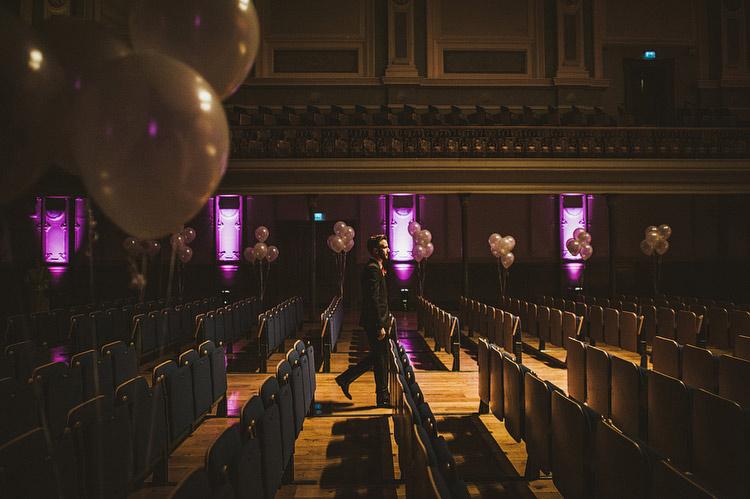 Ulster Hall wedding photography Belfast