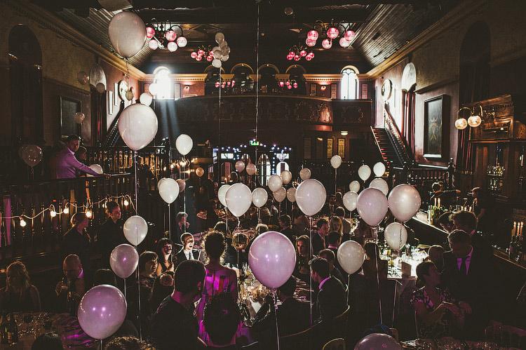 Empire Music Hall wedding photos