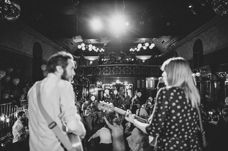 weddings in the Empire Music Hall Belfast