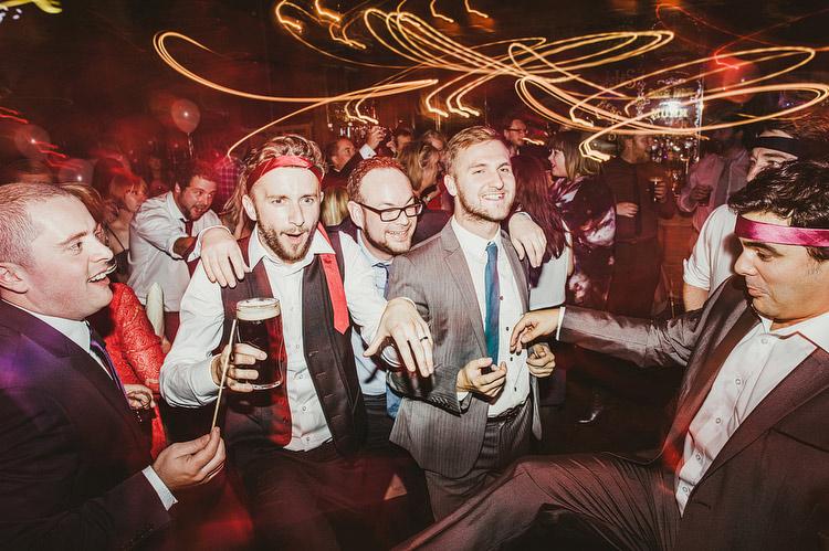 Quirky wedding venues in Northern Ireland