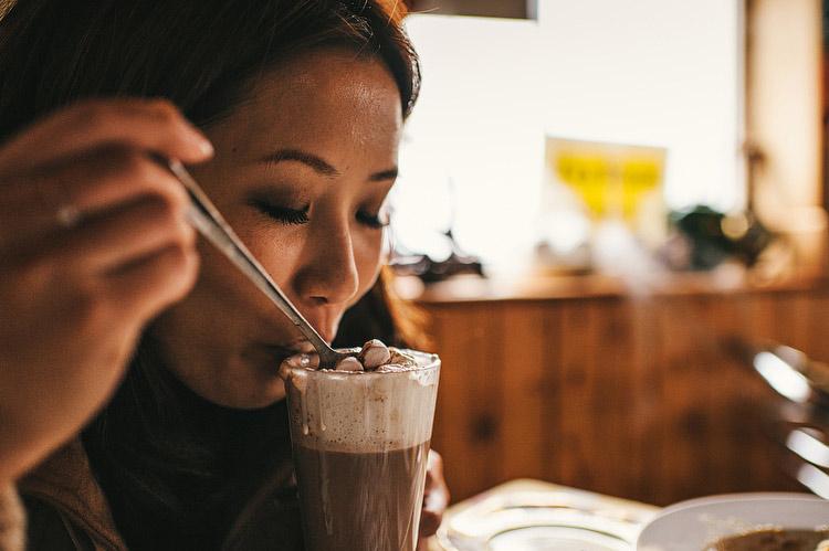 hot chocolate ireland engagement