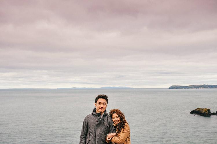 north atlantic engagement portrait