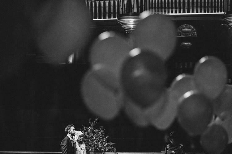 ulster hall wedding ceremony